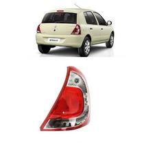 Lanterna Traseira Renault Clio 2013 2014 2015 Direito
