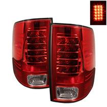 Tuning Imports Par Lanternas Sonar Led Dodge Ram 2009 A 2012