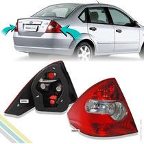 Lanterna Traseira Fiesta Sedan 2003 04 05 06 07 08 09 2010