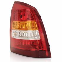 Lanterna Traseira Astra Sedan 02 01 00 99 98 Tricolor