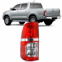 Lanterna Traseira Hilux Pickup 12 13 14 15 Esquerda Original