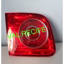 Lanterna Traseira Mala Polo Sedan 2007/2011 Lado Esquerdo
