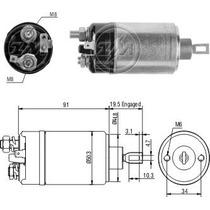 Automatico Motor Partida Arranque Fusca 1300 1500 1600 72&gt