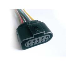 Plug Chicote Conector Farol Gol Giii Giv Fox Polo Golf 10v