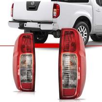 Lanterna Nissan Frontier Sel 2008 2009 2010 2011 Bicolor