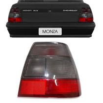 Lanterna Traseira Monza 9192 93 94 95 96 Tubarão Fume Ld