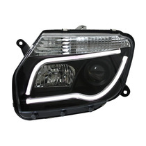 Tuning Imports Par Farol Projector Drl Led Renault Duster