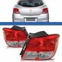 Lanterna Traseira Chevrolet Onix 16 15 14 13 12 Bicolor