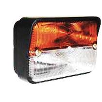 Lanterna Cabine New Holland Mf Case Tratores Ff