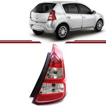 Lanterna Traseira Renault Sandero 2012 2013 2014 Direita