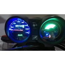 Led Painel Moto Cg/fan/titan/biz/crypton/xr/xlx/ybr/xtz