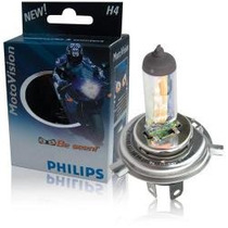 Lampada Farol Philips H4 City Vision 60/55w
