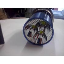 Lâmpada Farol 3 Leds 35/35 H4 Fazer 150/250 Cb 300 Cbx 250
