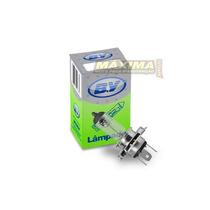 Lampada Farol 12v H4 35/35w Crystal Biodo Titan 125/150