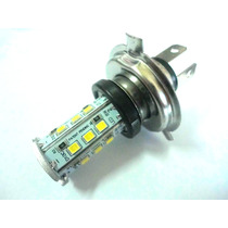 Lampada De Farol 12v 35/35w Moto De Led H4 Cg 150 Fan Ybr