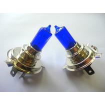 Lampada Farol Efeito Xenon Azul Cbx 200 Strada 250 Twister