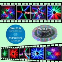 Disco Led 8w Rgb Scan Laser Strobo Dj Mooving Veja Video