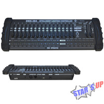 Mesa Dmx 512 Controladora 384 Canais Profissional Bivolt