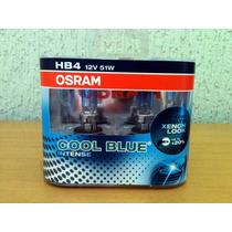 Lampada Osram Cool Blue Intense Hb4 Farol 4200k Super Branca