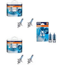 Kit Lampada Osram Cool Blue Intense H7 H7 T10