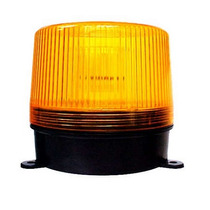 Sinalizador Giroflex Flash Advertencia 12v Amarelo Ambar