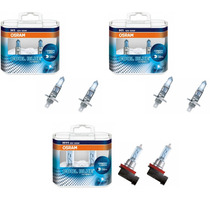 Kit Lampada Osram Cool Blue Intense H1 H1 H11