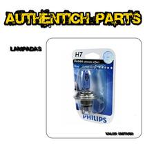 Lampada Blue Vision H7 Gm Astra 1.8 8v 99 A 01 [farol Baixo]