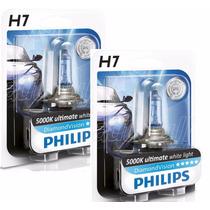 Lampada Philips Diamond Vision 5000k H1,h3,h4,h7,hb3,hb4