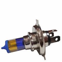 Lampada Farol H4 Bicolor Azul X Amarelo 12v 35/35w 29162