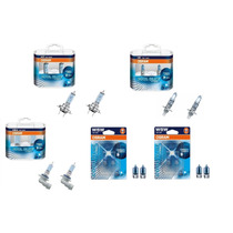 Kit Lampada Osram Cool Blue Intense H1 H7 Hb4 T10 T10