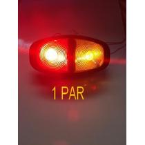 Lanterna Traseira Carretinha / Reboque--- Com Lampadas