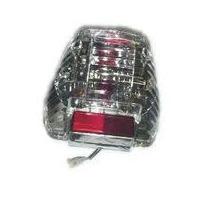 Lanterna Titan 2000 Cristal/fume C/pisca Integrado