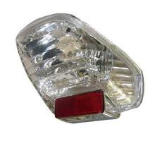 Lente Da Lanterna Traseira Twister Supertransparente !