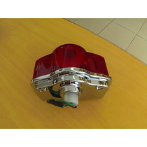 Lanterna Cg 82 ( Cromada ) Completa