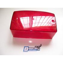 Lente Da Lanterna Honda Cb 450 Tr Dx Marca Nacional