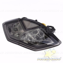 Lanterna Led Seta Integrada Kawasaki Z1000 10 2011 2012 2013