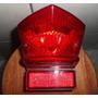 Lanterna Completa Honda Cb300 Xre300 Vermelha Pronta Entrega