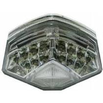 Lanterna Cristal Em Led E Pisca Integrado Kawazaki Z750