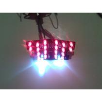 Lanterna Traseira Com Leds Para Cb300