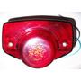 Lanterna Traseira Cg Bolinha Shineray Smart