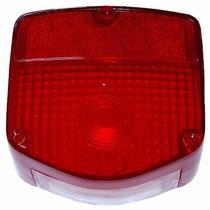 Lente Da Lanterna Traseira Honda Cb 400 / 450 - Antiga