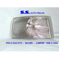 Pisca Lanterna Seta Sinaleira Ducato Boxer Jumper 98 Á 2005