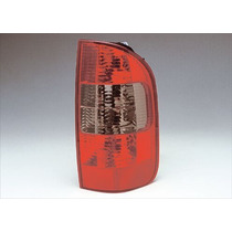 Lanterna Traseira P/ Gm Pick-up S-10 01/07 Ld/le Orig. Valeo