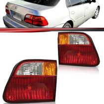 Lanterna Traseira Honda Civic 99 00 Tampa Do Porta Malas