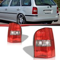 Lanterna Traseira Parati G3 99 2000 2001 2002 Fase I Re Cris