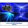 Laser B500 Azul 500mw Dmx Ritmico Automatico Luzes Festa