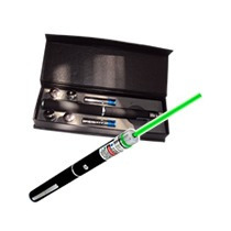 Caneta Laser Pointer Verde Green 8000mw Lanterna Alcança 8km