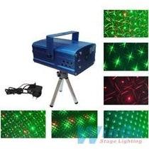 Mini Laser Stage Light Bivolt - A Pronta Entrega No Brasil