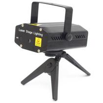 Projetor Laser Holografico 100mw 50 Mw Luzes Festa Dj Boate
