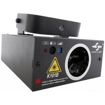 Laser Azul 120mw Automático 12 Canais Dmx Áudio-rítmico